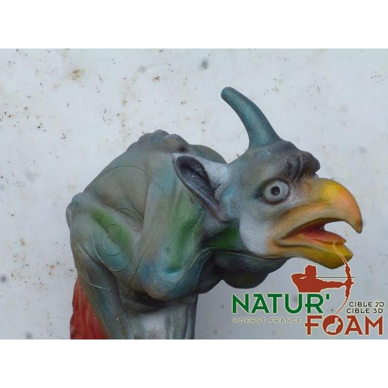Perroquet cornu démoniaque