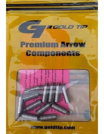 Gold tip Poids 50gr .246
