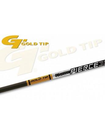 tube Gold tip pierce