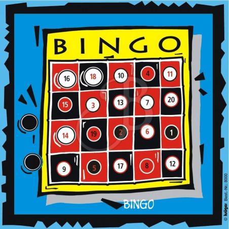 Blason jeux bingo