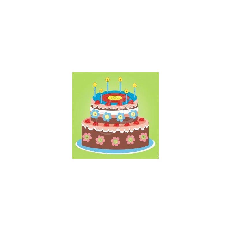 blason jeux anniversaire