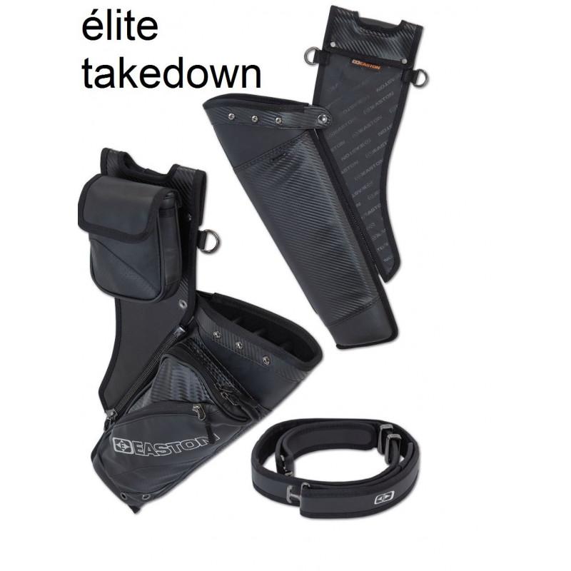 Carquois Easton élite takedown