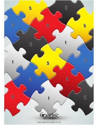 Blason puzzle