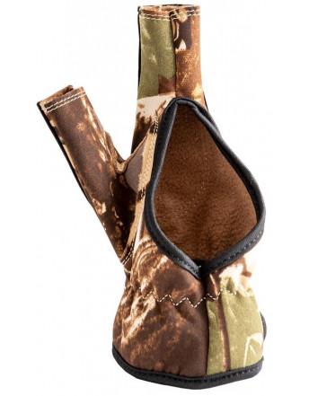 gant main d'arc camo