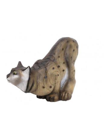 lynx à la chasse