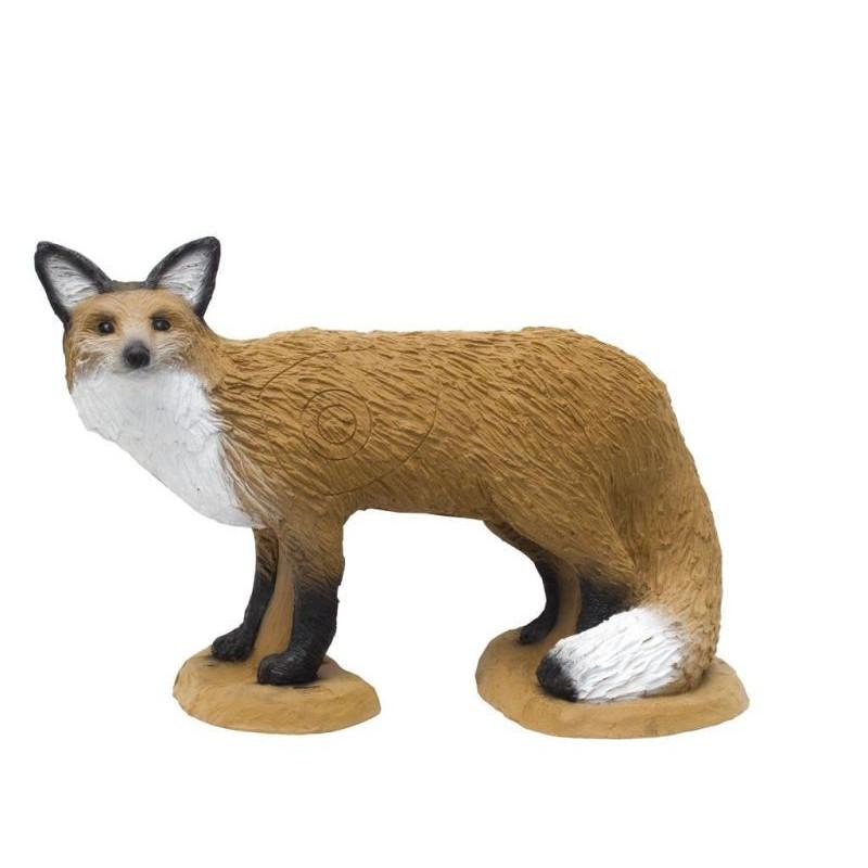 renard en marche